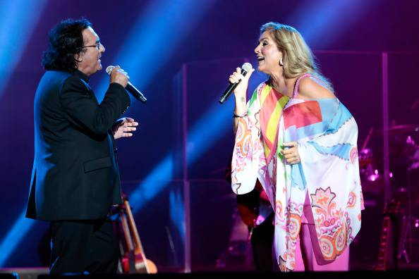 Al Bano & Romina Perform in Concert At Castell de Peralada Festival