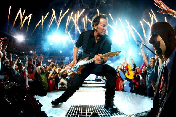 Bruce Springsteen - Getty Images