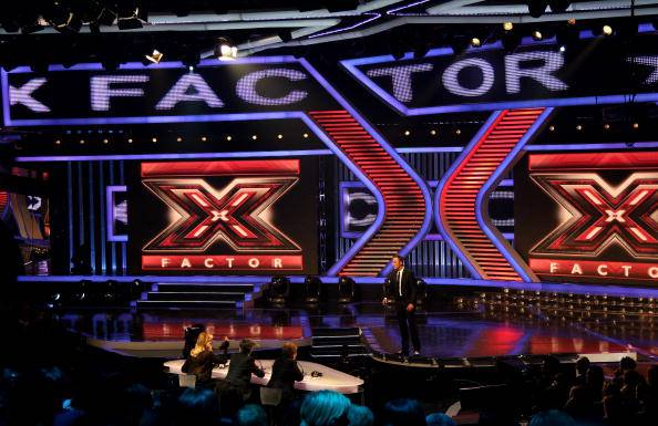 X-Factor - Getty Images