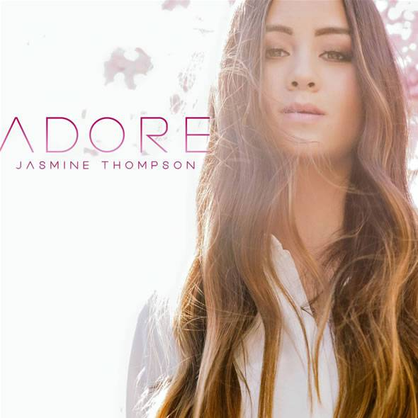 jasmine-thompson-adore COVER