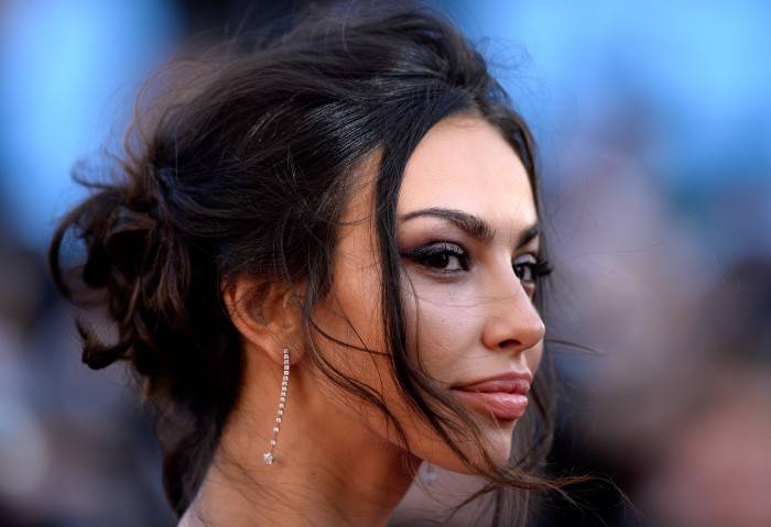 "CANNES, FRANCE - MAY 20:  Actress Madalina Ghenea attends the ""Youth""  Premiere during the 68th annual Cannes Film Festival on May 20, 2015 in Cannes, France.  (Photo by Pascal Le Segretain/Getty Images)"