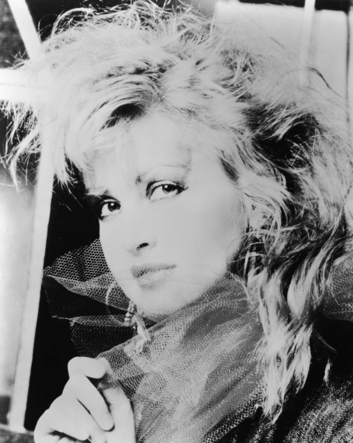 A promotional portrait of American singer Cyndi Lauper, circa 1985. (Photo by Hulton Archive/Courtesy of Getty Images)