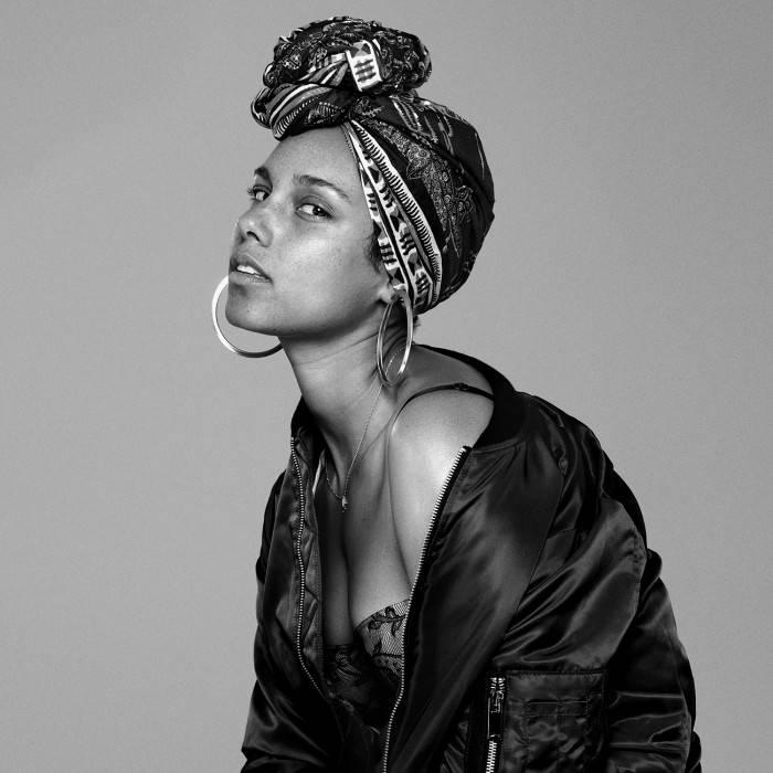 Alicia Keys - In Common CVR RCA Paola Kudacki