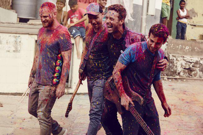 Concerto Coldplay: scatta la proposta di matrimonio
