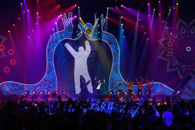 Eurovision 2017 Gabbani