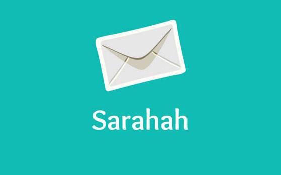 sarahah-cosa-è