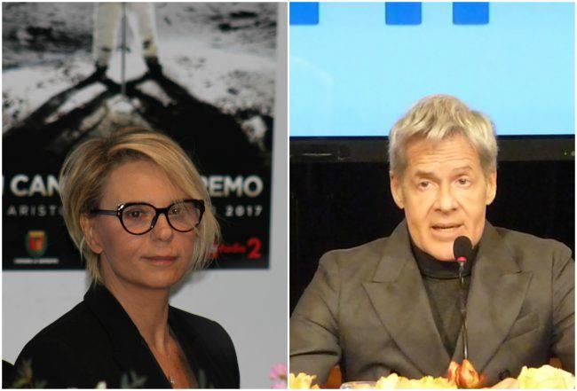 Maria De Filippi si sbilancia: lo sbaglio del Festival di Sanremo