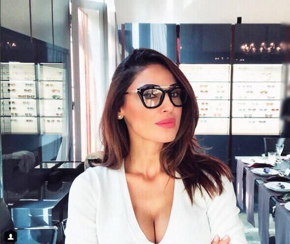 Il post di Ilaria D'Alessio: Anna Tatangelo è un diavolo?