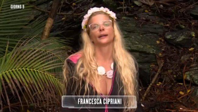 francesca-cipriani-valeria-marini-isola-famosi-2018
