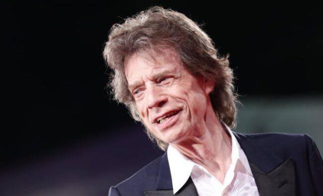 Mick Jagger arresto