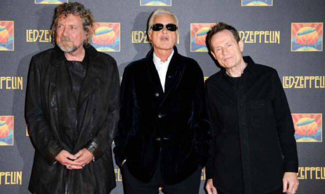 Led Zeppelin concerto