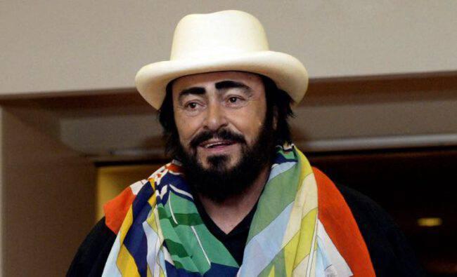 Luciano Pavarotti morte