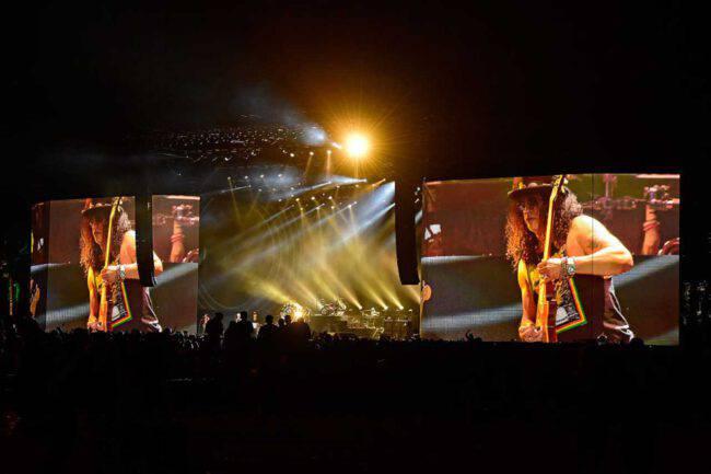Concerto Guns N'Roses