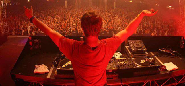 DJ intervento