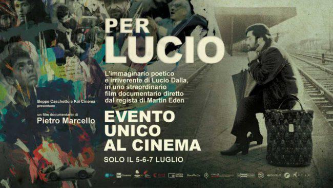 Per Lucio, trailer video