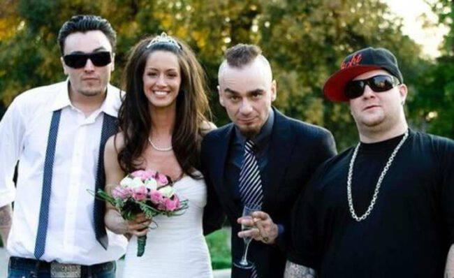 j ax matrimonio moglie
