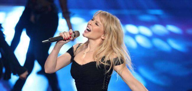 Kylie Minogue malattia