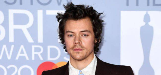 harry styles droghe