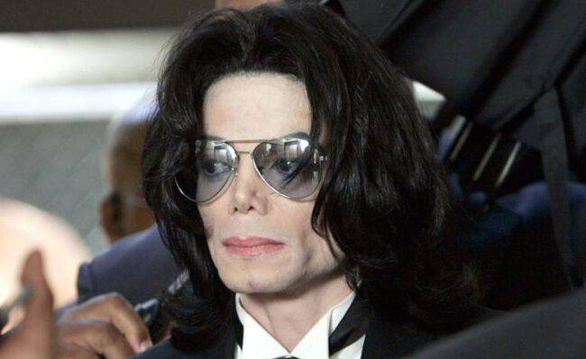 michael jackson capelli calvo incidente