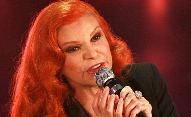 morta cantante italiana