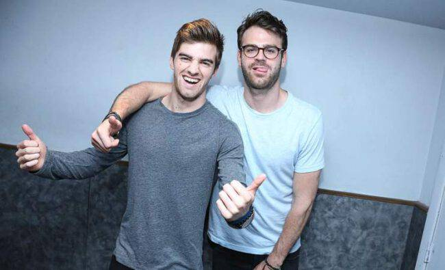 the chainsmokers social instagram